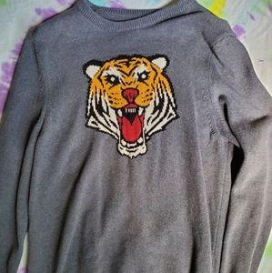 American Eagle Tiger Sweater